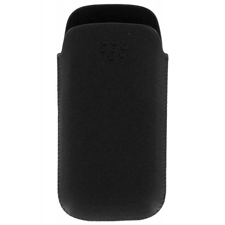 Оригинальный чехол для BlackBerry 9100/9105 черный