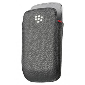 Оригинальный чехол для BlackBerry 9860 черный