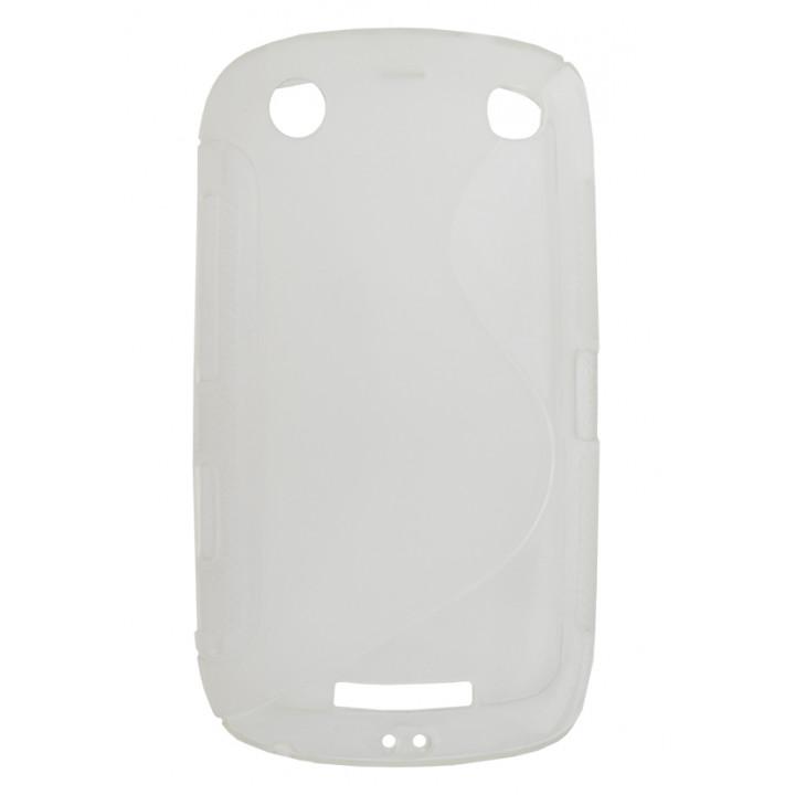 Чехол-крышка для BlackBerry 9360 белый