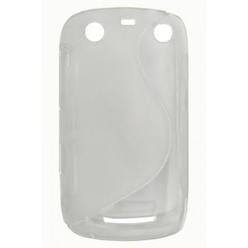 Чехол-крышка для BlackBerry 9360 полупрозрачный