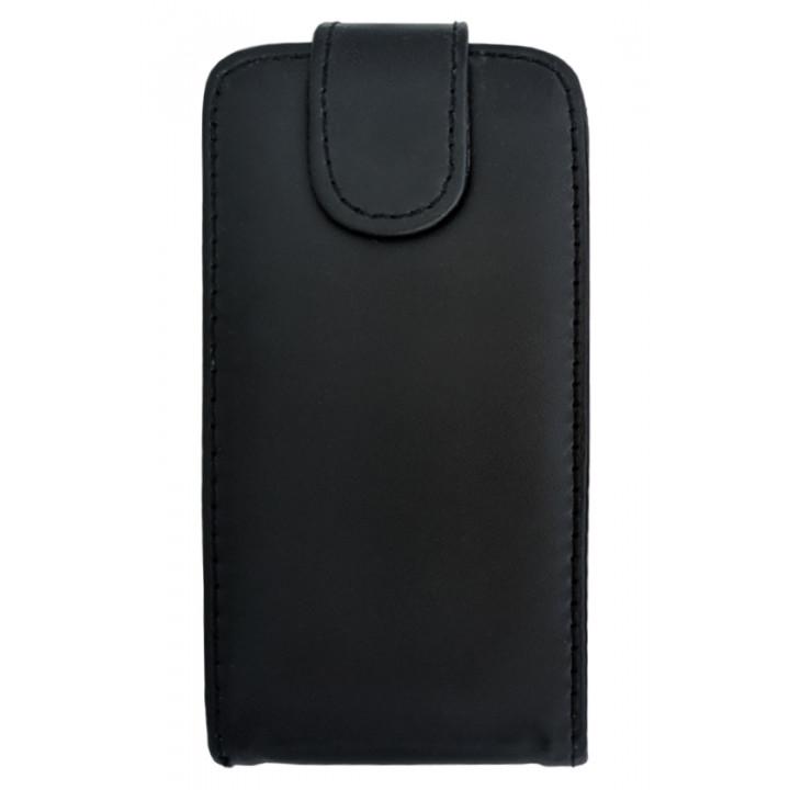 Чехол-флип для BlackBerry 9860 черный