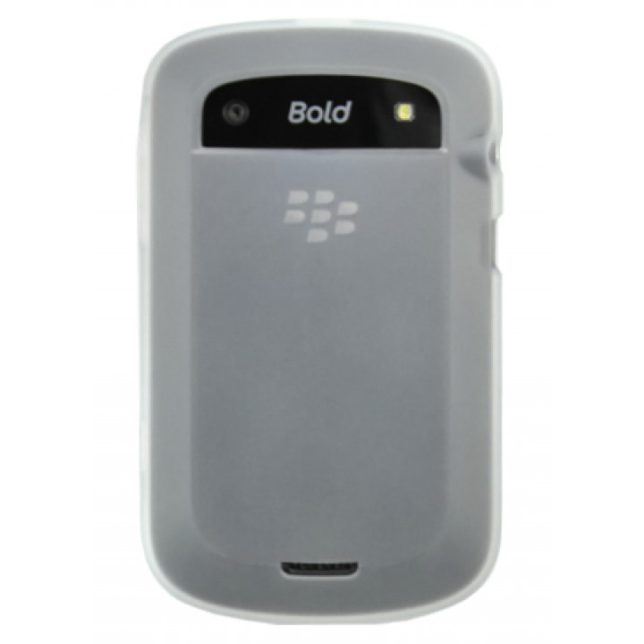 Оригинальный чехол из силикона для BlackBerry 9900