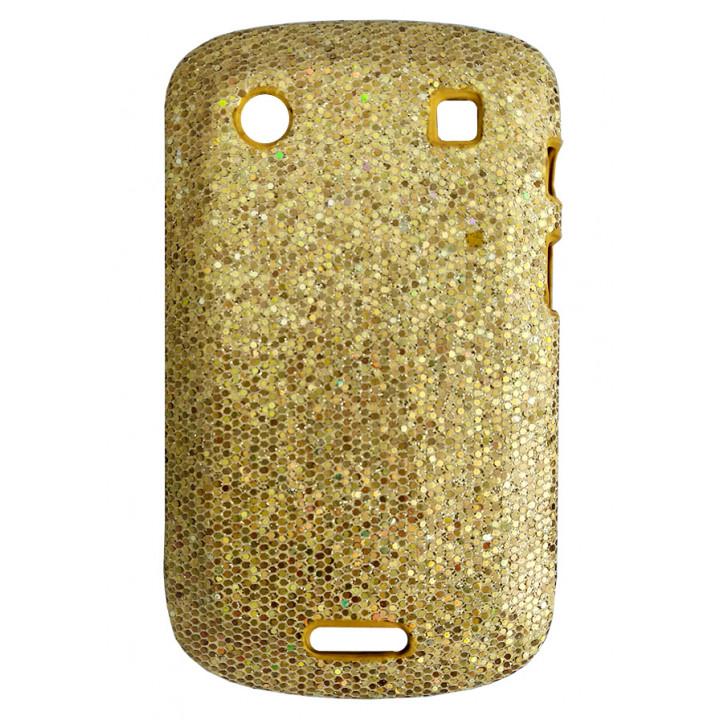 Чехол-крышка для BlackBerry 9900 золотой