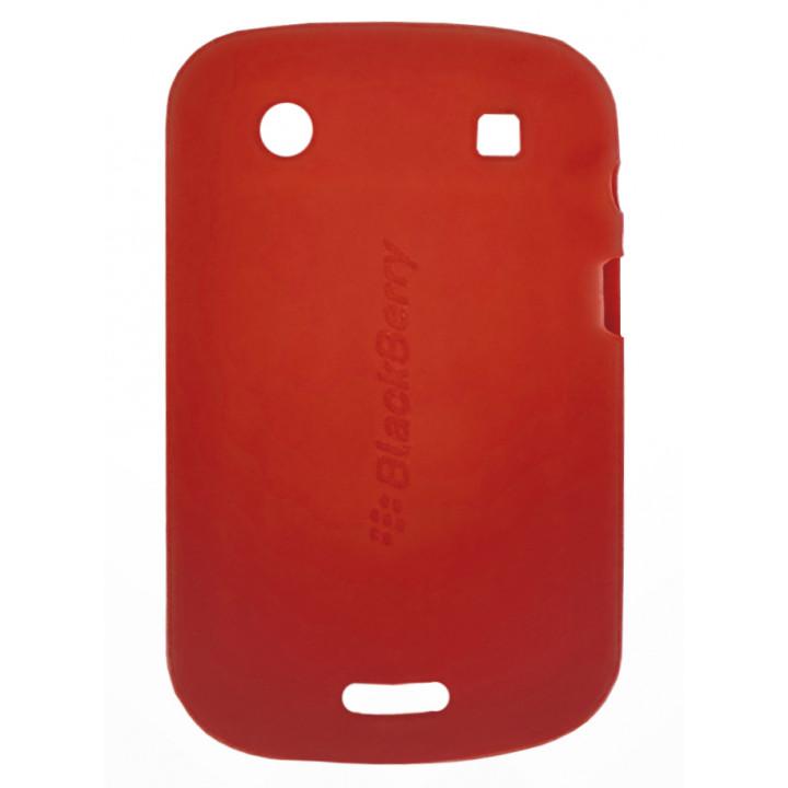 Чехол-крышка для BlackBerry 9900 красный