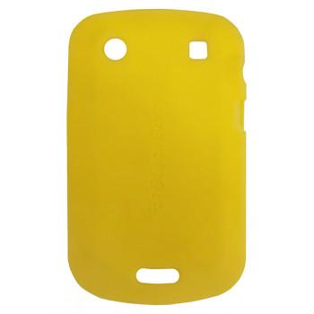 Чехол-крышка для BlackBerry 9900 желтый