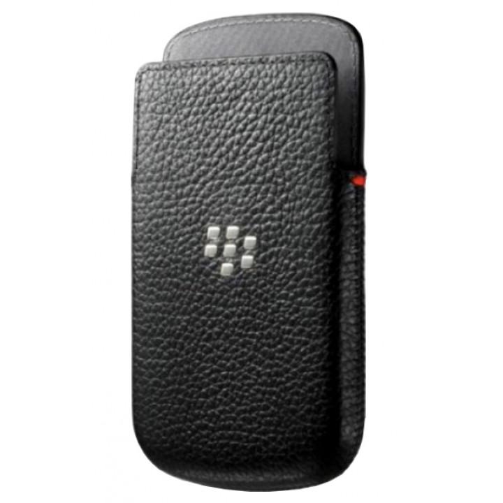Оригинальный кожаный чехол для BlackBerry 9900/9930