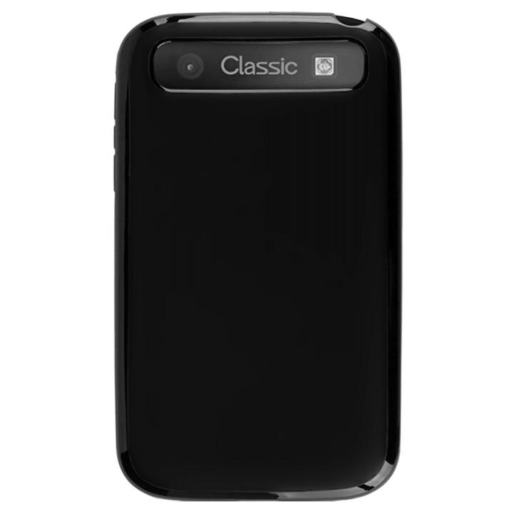 Чехол-крышка для BlackBerry Classic черный