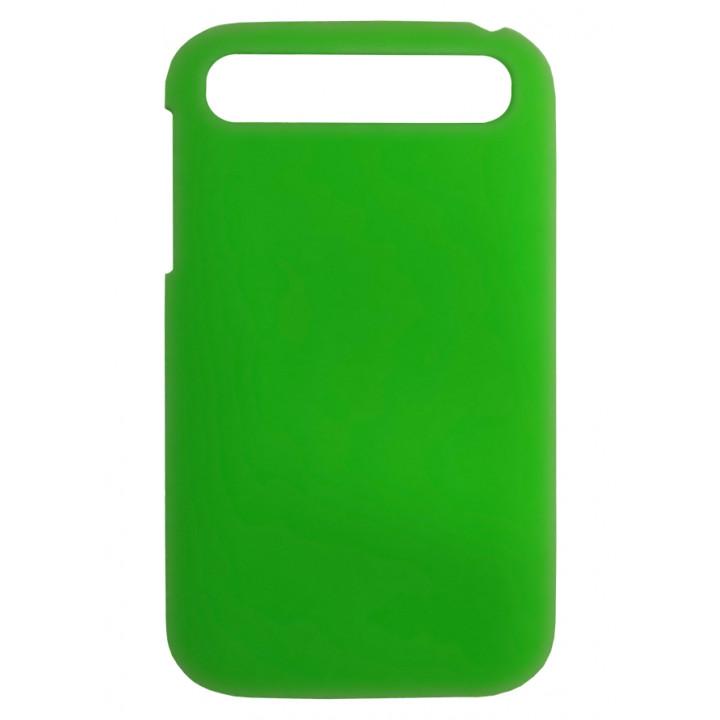 Чехол-крышка для BlackBerry Classic зеленый