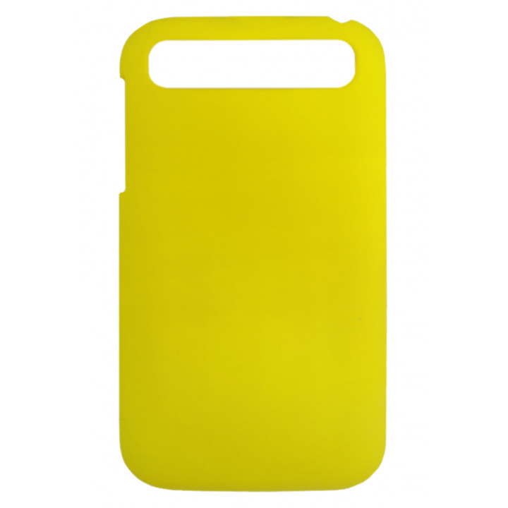 Чехол-крышка для BlackBerry Classic желтый