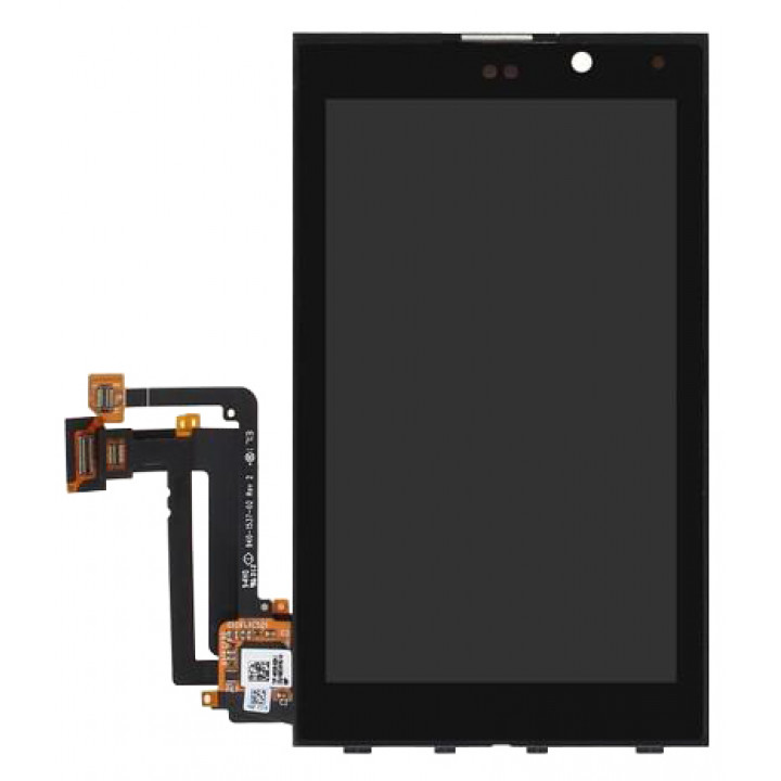 BlackBerry PORSCHE DESIGN P9982 дисплей
