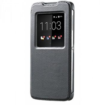 Оригинальный Flip Case для BlackBerry DTEK50 черный