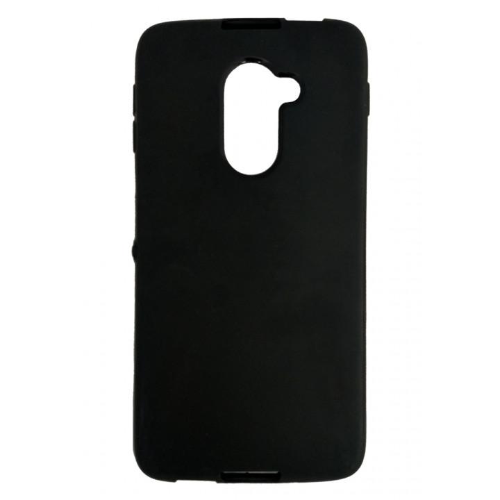 Чехол-крышка для BlackBerry DTEK60 силиконовый черный