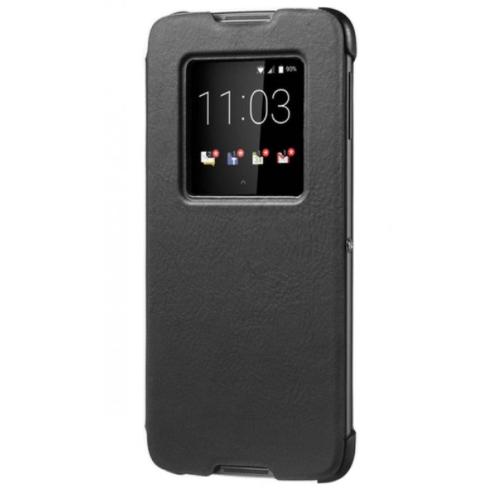 Flip Case для BlackBerry DTEK60 черный