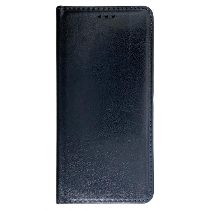 Чехол-книга для BlackBerry Evolve синий