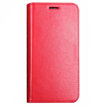 Чехол-книга для BlackBerry KEY2 красный