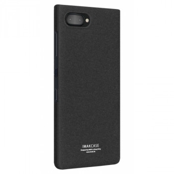 Матовый чехол-крышка для BlackBerry KEY2 черный