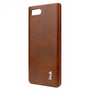 Чехол-крышка для BlackBerry KEY2 коричневый