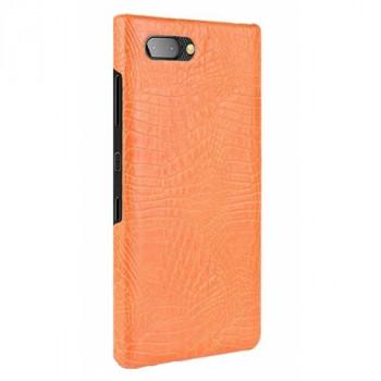 Чехол-крышка для BlackBerry KEY2 оранжевый
