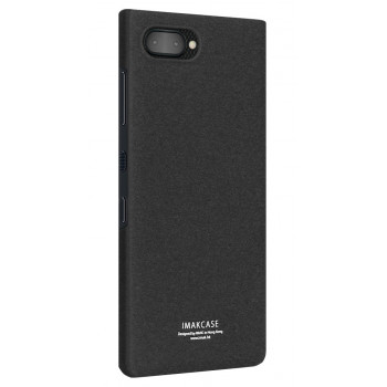Черный чехол-крышка для BlackBerry KEY2 LE