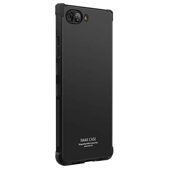 Усиленный черный чехол для BlackBerry KEY2 LE