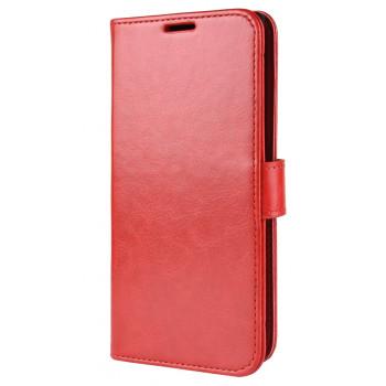 Красный чехол-книга для BlackBerry KEY2 LE