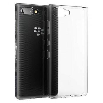 Чехол-крышка прозрачный для BlackBerry KEY2 LE