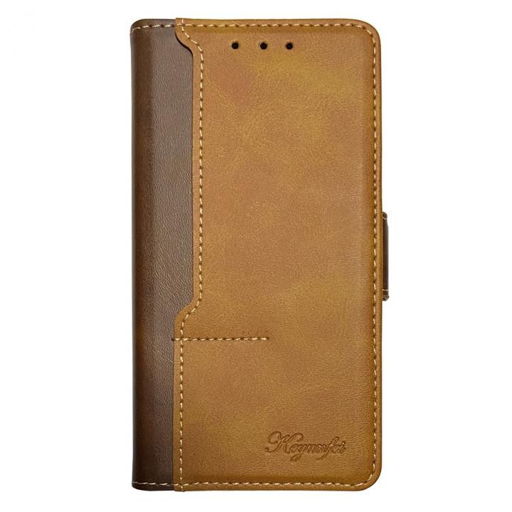 Чехол Keyunfei коричневый для BlackBerry KEYone
