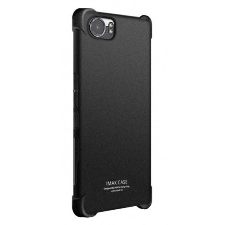 BlackBerry KEYone черный усиленный чехол-крышка