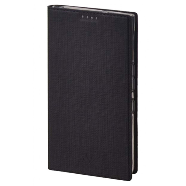 Чехол-книга для BlackBerry KEYone коричневый