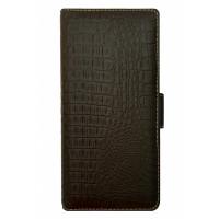 Кожаный чехол-книга для BlackBerry KEYone
