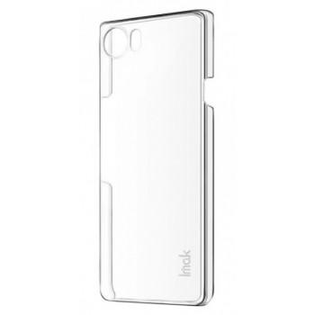 Прозрачный чехол-крышка для BlackBerry KEYone