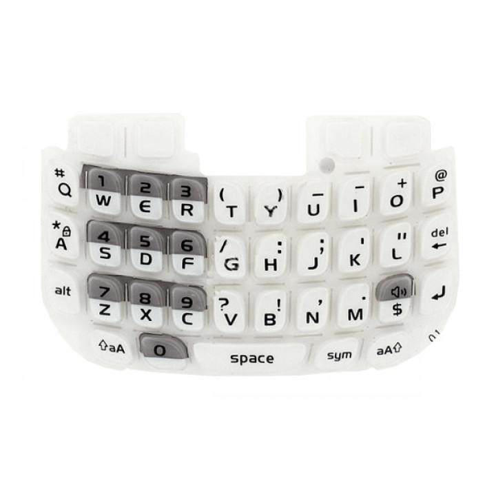 Клавиатура для BlackBerry 8520 белая