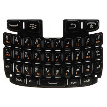 Клавиатура для BlackBerry 9320 черная