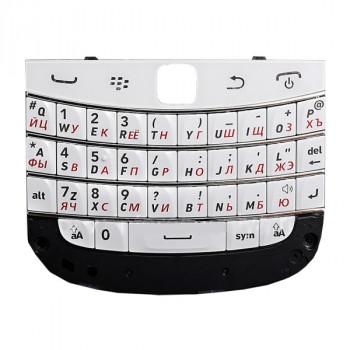 Клавиатура для BlackBerry 9900 белая