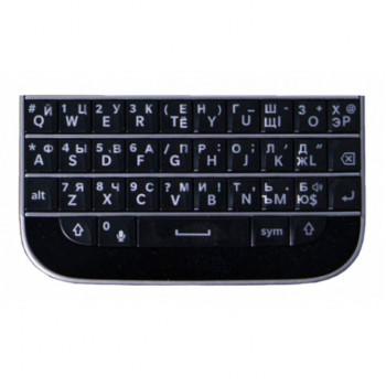 Гравировка кириллицы для BlackBerry Classic
