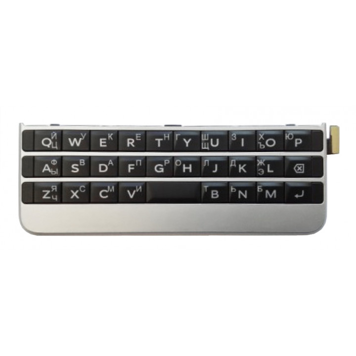 Клавиатура для BlackBerry Passport Silver Edition
