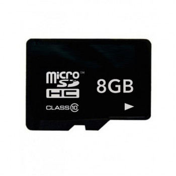 Карта памяти microSD 8 GB