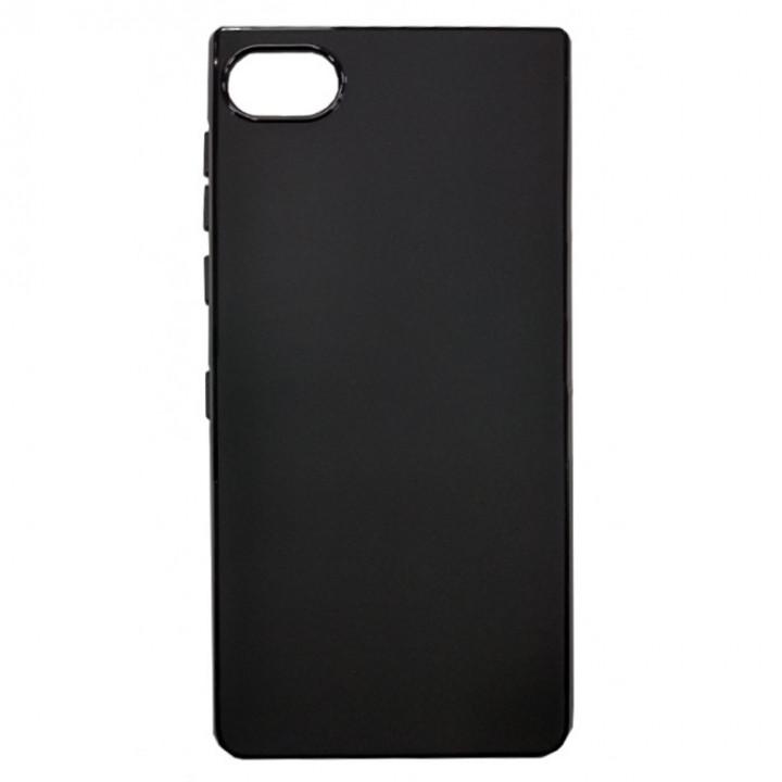 Чехол-накладка BlackBerry Motion черный матовый
