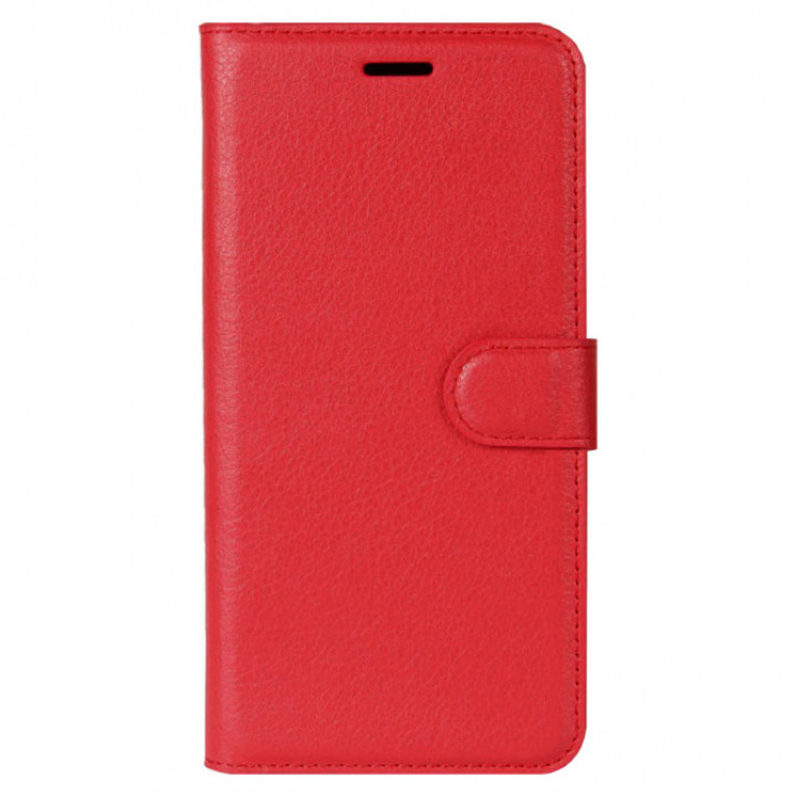 Чехол-книга для BlackBerry Motion красный