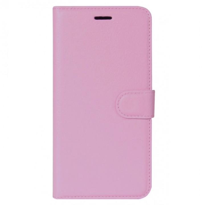 Чехол-книга для BlackBerry Motion розовый