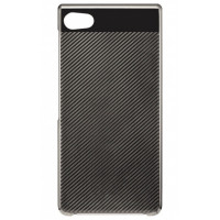 Оригинальный чехол-крышка для BlackBerry Motion карбон
