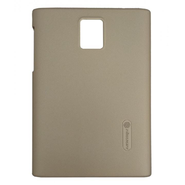 Чехол-крышка для BlackBerry Passport золотой