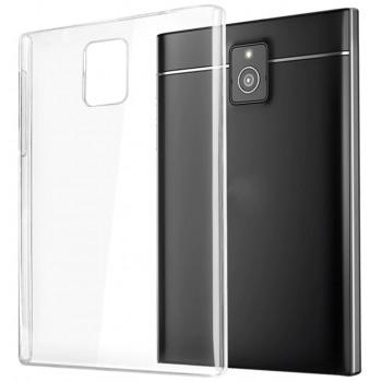 Чехол-крышка для BlackBerry Passport  прозрачный