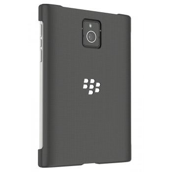 Оригинальный чехол Flex Shell для BlackBerry Passport черный