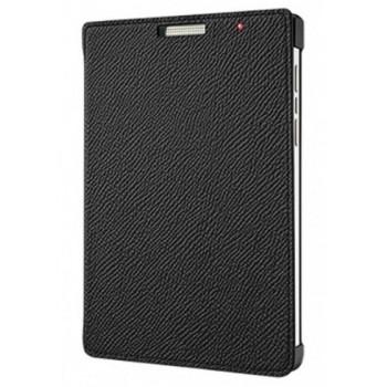 Оригинальный чехол-книга для BlackBerry Passport Silver Edition