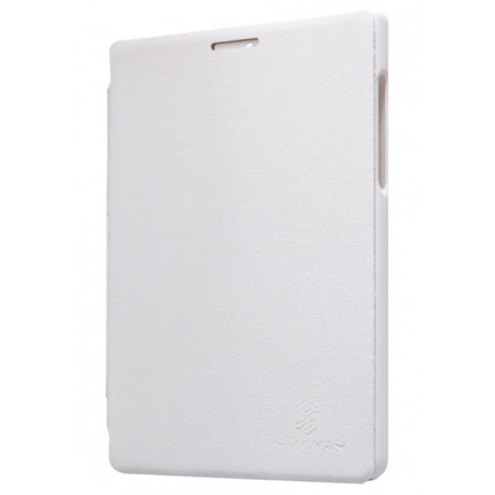 Чехол-книга для BlackBerry Passport Silver Edition белый