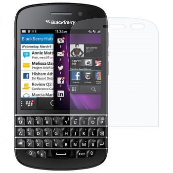 Защитное стекло для BlackBerry Q10