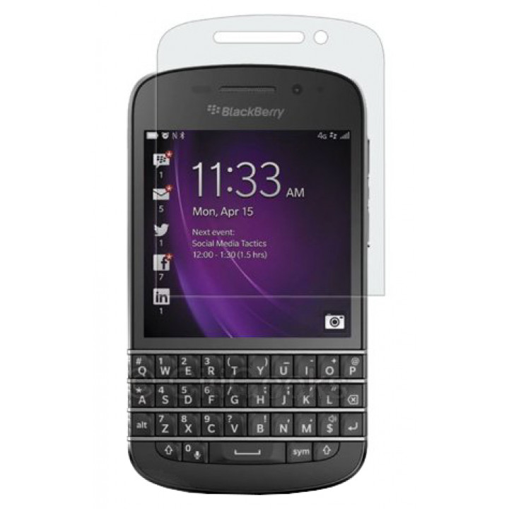 Защитная пленка для BlackBerry Q10