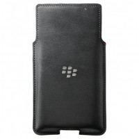 Оригинальный кожаный чехол-карман для BlackBerry