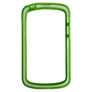 Бампер зеленый для BlackBerry Q10